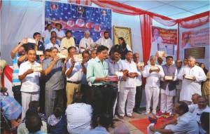 Banglore-mahendrasagar ji1