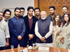 Bollywood Stars With PM Modi